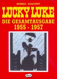 Lucky Luke: Die Gesamtausgabe 01 - 1955-1957 - Klickt hier für die große Abbildung zur Rezension