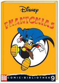 BILD Comic-Bibliothek 9: Phantomias - Klickt hier für die große Abbildung zur Rezension