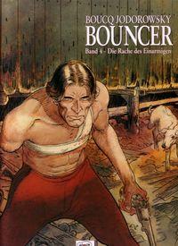 Bouncer - Die Rache des Einarmigen #4 - Klickt hier für die große Abbildung zur Rezension