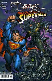 The Darkness vs. Superman - Klickt hier für die große Abbildung zur Rezension