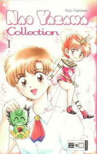 Nao Yazawa Collection 1 - Klickt hier für die große Abbildung zur Rezension