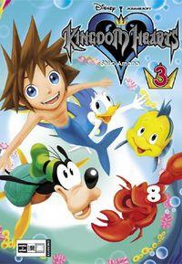 Kingdom Hearts 3 - Klickt hier für die große Abbildung zur Rezension