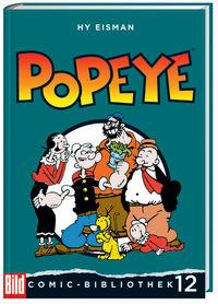 BILD Comic-Bibliothek 12: Popeye - Klickt hier für die große Abbildung zur Rezension