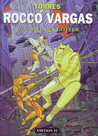 Rocco Vargas: Das Spiel der Götter - Klickt hier für die große Abbildung zur Rezension