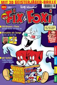Rolf Kaukas Fix & Foxi 11/2005 - Klickt hier für die große Abbildung zur Rezension