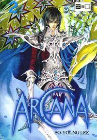 Arcana 2 - Klickt hier für die große Abbildung zur Rezension