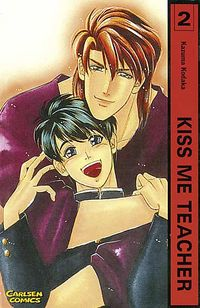 Kiss me Teacher 2 - Klickt hier für die große Abbildung zur Rezension