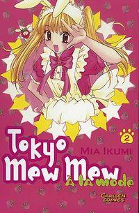 Tokyo Mew Mew à la Mode 2 - Klickt hier für die große Abbildung zur Rezension