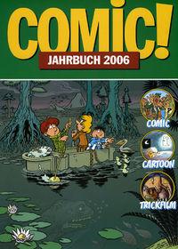Comic! Jahrbuch 2006 - Klickt hier für die große Abbildung zur Rezension