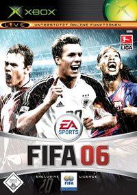 FIFA 06 - Klickt hier für die große Abbildung zur Rezension