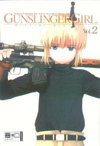 Gunslinger Girl 2 - Klickt hier für die große Abbildung zur Rezension
