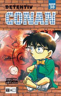 Detektiv Conan 30 - Klickt hier für die große Abbildung zur Rezension