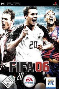 FIFA 06 - PSP - Klickt hier für die große Abbildung zur Rezension