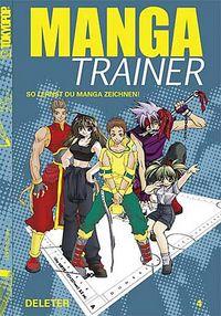 Manga Trainer 4 - Klickt hier für die große Abbildung zur Rezension