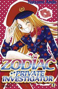 Zodiac 1 - Klickt hier für die große Abbildung zur Rezension