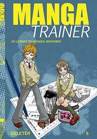 Manga Trainer 5 - Klickt hier für die große Abbildung zur Rezension