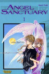 Angel Sanctuary 1 - Klickt hier für die große Abbildung zur Rezension