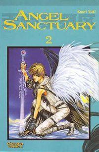Angel Sanctuary 2 - Klickt hier für die große Abbildung zur Rezension