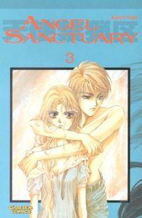 Angel Sanctuary 3 - Klickt hier für die große Abbildung zur Rezension