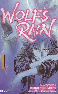 Wolf's Rain 1 - Klickt hier für die große Abbildung zur Rezension
