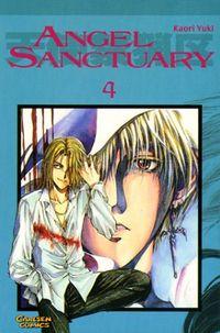 Angel Sanctuary 4 - Klickt hier für die große Abbildung zur Rezension