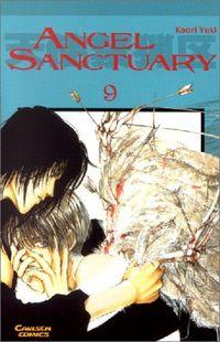 Angel Sanctuary 9 - Klickt hier für die große Abbildung zur Rezension