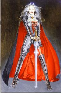 Lady Death: Die Legende #5 - Klickt hier für die große Abbildung zur Rezension