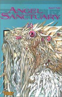 Angel Sanctuary 13 - Klickt hier für die große Abbildung zur Rezension