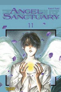 Angel Sanctuary 11 - Klickt hier für die große Abbildung zur Rezension