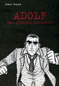 Adolf 2: Das geheime Dokument - Klickt hier für die große Abbildung zur Rezension