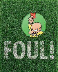Foul! - Klickt hier für die große Abbildung zur Rezension