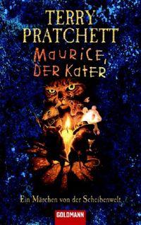 Maurice, der Kater - Klickt hier für die große Abbildung zur Rezension