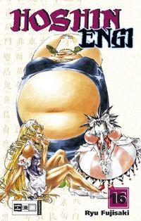 Hoshin Engi 16 - Klickt hier für die große Abbildung zur Rezension