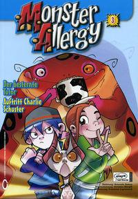 Monster Allergy 03 - Klickt hier für die große Abbildung zur Rezension