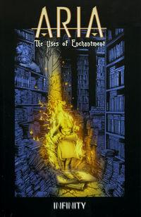 Aria - The Uses of Enchantment - Klickt hier für die große Abbildung zur Rezension