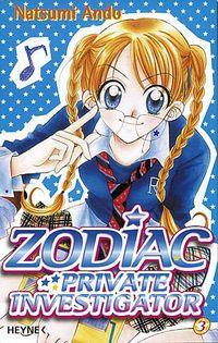 Zodiac 3 - Klickt hier für die große Abbildung zur Rezension