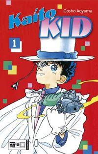 Kaito Kid 1 - Klickt hier für die große Abbildung zur Rezension
