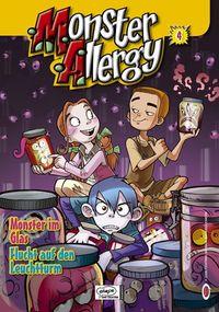 Monster Allergy 04 - Klickt hier für die große Abbildung zur Rezension