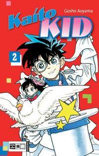 Kaito Kid 2 - Klickt hier für die große Abbildung zur Rezension
