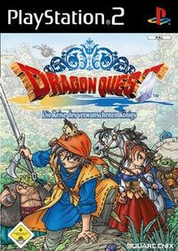 Dragon Quest - Klickt hier für die große Abbildung zur Rezension