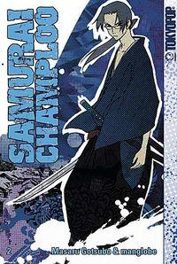 Samurai Champloo 2 - Klickt hier für die große Abbildung zur Rezension