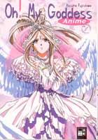 Oh! My Goddess - Anime Comic 1 - Klickt hier für die große Abbildung zur Rezension