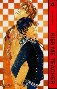 Kiss me Teacher 4 - Klickt hier für die große Abbildung zur Rezension