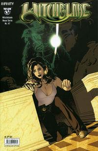 Witchblade - Neue Serie 47 - Klickt hier für die große Abbildung zur Rezension