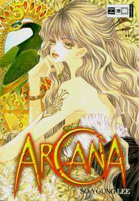 Arcana 5 - Klickt hier für die große Abbildung zur Rezension