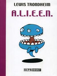 A.L.I.E.E.N. - Klickt hier für die große Abbildung zur Rezension