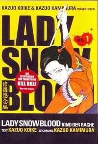 Lady Snowblood 1 - Klickt hier für die große Abbildung zur Rezension