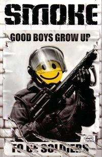 SMOKE - Band 1 - Good Boys Grow Up - Klickt hier für die große Abbildung zur Rezension
