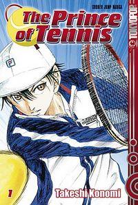 The Prince of Tennis 1 - Klickt hier für die große Abbildung zur Rezension