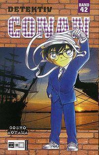 Detektiv Conan 42 - Klickt hier für die große Abbildung zur Rezension